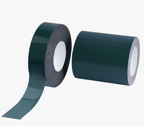 Yeşil-Siyah Köpük Bant
