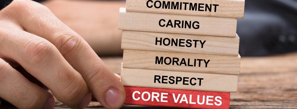 Kuruluş Değerlerimiz