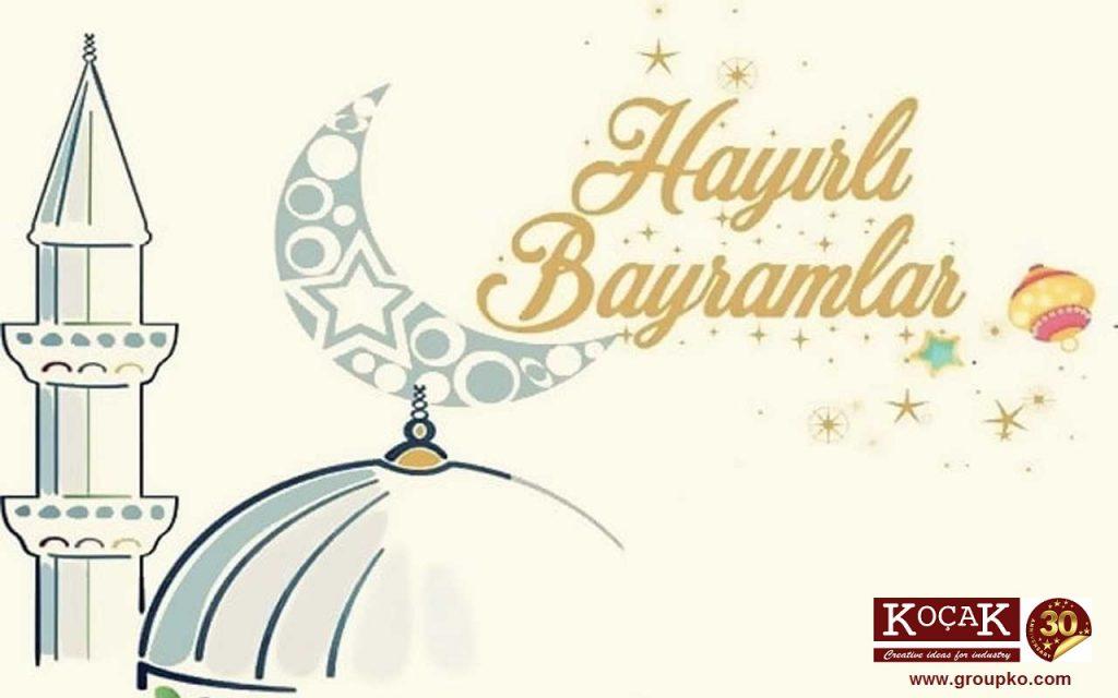 Ramazan Bayramı Kutlaması