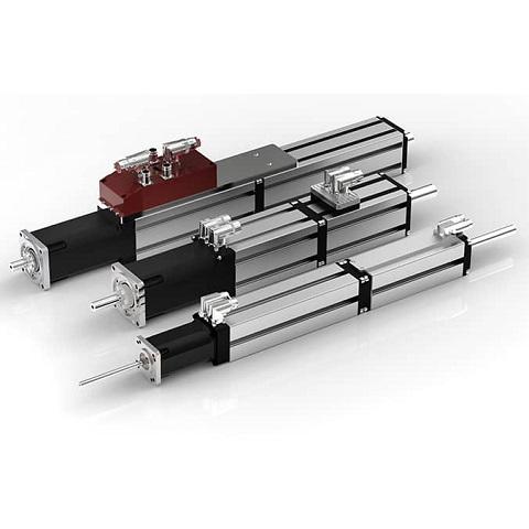Tubular Linear Servo Motorlar